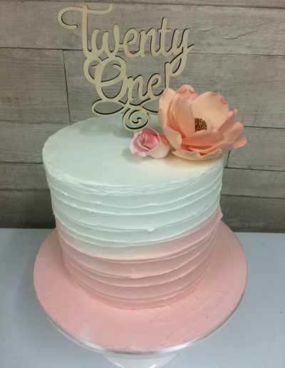 Bec's Cake Creation Gallery